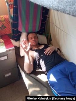 Николай Колюбакин похудел в тюрьме на 40 кг