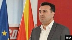 Архивска фотографија- претседателот на СДСМ Зоран Заев