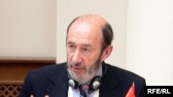 Міністр внутрішніх справ Іспанії Альфредо Перес Рубалкаба
