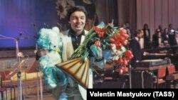 Карел Готт в Москве в 1980 году. Архивное фото