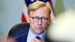 گفتوگوی اختصاصی با برایان هوک، نماینده آمریکا در امور ایران