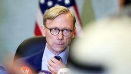 برایان هوک می گوید: ایران بدون فشار اقتصادی و انزوای دیپلماتیک پای میز مذاکره نخواهد آمد