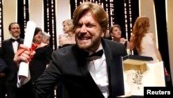 Ռուբեն Էսթլունդը՝ Կաննի կինոփառատոնի գլխավոր մրցանակով, Կանն, 28-ը մայիսի, 2017թ․
