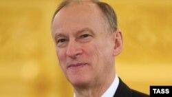 Ресей қауіпсіздік кеңесі хатшысы Николай Патрушев.