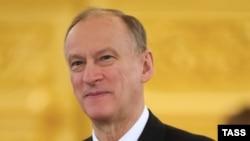 Kreu i Këshillit të Sigurimit të Kremlinit, Nikolai Patrushev.