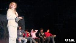 Cənubi Qafqaz İnteraktiv Teatr Festivalı, mart 2007