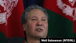 مراد علی مراد معین ارشد امنیتی وزارت داخلۀ افغانستان