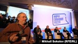 Дискуссию на Форуме ведет Марат Гельман