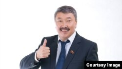 Kyrgyzstan -- Karganbek Samakov, deputy
