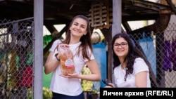 Вяра Иванова и Ваклина Стоянова