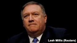 Shefi në shkuarje i CIA-së, Mike Pompeo.