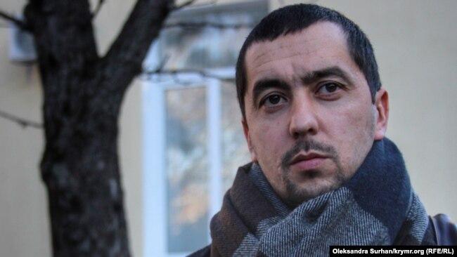Адвокат Назим Шейхмамбетов