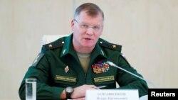 Представник Міністерства оборони Росії Ігор Конашенков