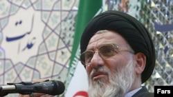 آیتالله محمود هاشمی شاهرودی، رییس قوه قضاییه ایران