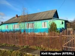 Дом родителей Александра Мишкина