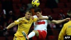 Збірна України гарантувала собі місце у листопадових стикових матчах, але сподівається на подарунок від поляків