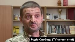 Ветеран Андрій живе з сім'єю у місті Боярці (Київська область)