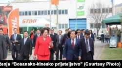 Delegacija Kine na privrednom Sajmu u Mostaru