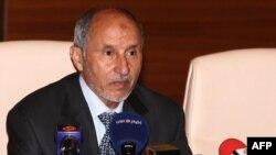Првиот човек на преодниот совет Мустафа Абдел Џалил