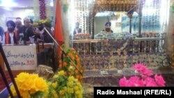 آرشیف، عبادتگاه سیکها در ننگرهار