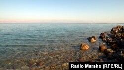 Мёртвае мора ў Ізраілі