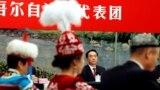 Шыңжаң-Ұйғыр автономиялық өлкесіндегі коммунистік партия құрылтайы. Көрнекі сурет