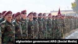 افغان ځانګړي ځواکونه.