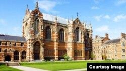 Оксфорд университеті.