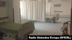 Новата болница во Охрид.