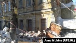 Руины на Радищева, 5