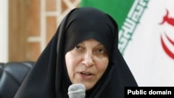 Fateme Rahbar, a newly elected member of Iran's parliament and a conservative figure died of coronavirus infection. FILE PHOTO