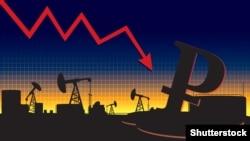 В августе, когда нефть Brent подешевела до 42 долларов, курс упал до 70 рублей за доллар. Сегодня нефть стоит меньше 44 долларов...