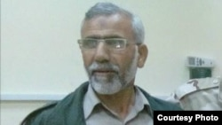 Иракта қаза тапқан ирандық генерал Хамид Тагхави.