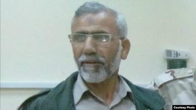 حمید تقوی، فرمانده عضو سپاه پاسداران که در عراق کشته شد