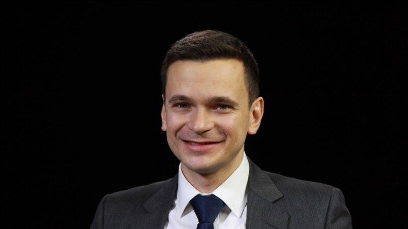 илья яшин представил доклад связях единой россии преступностью