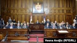 Parlamenti serb