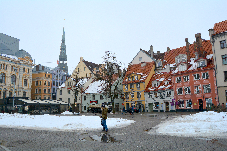Ці шмат вы ведаеце пра Латвію? ТЭСТ