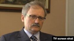 Mirsad Ćeman, predsjednik Ustavnog suda BiH