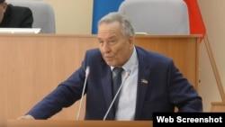 Владимир Штыгашев.