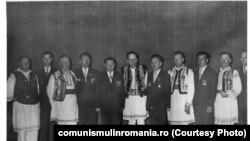 1961 - Eroi ai Muncii Socialiste în agricultură (Sursa:comunismulinromania.ro)