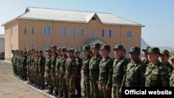 Кыргызские пограничники. Иллюстративное фото