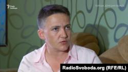«Де зараз знаходиться Надія Савченко» - один з найпопулярніших запитів в пошуковику Google