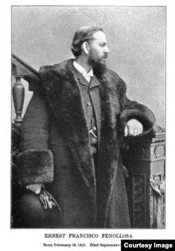 Эрнст Феноллоза
