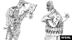 """Михаил Златковский. """"Террористы и контртеррористы"""""""