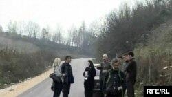 Povratnici u Gojčinu kod Kalesije