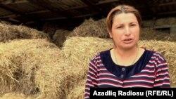 """Ульвия Щюкюрова, проживающая в поселке """"28 Мая"""""""