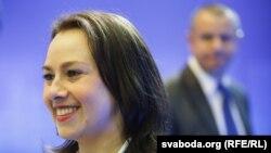 Ганна Канапацкая, архіўнае фота