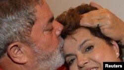 Лула да Силва и Русефф