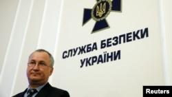 SBU yolbaşçısı Vasiliy Gritsak