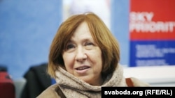 Светлана Алексиевич, Беларусь жазушысы.